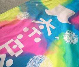 奈良ひとまち大学の旗、できたよぉ~♪_11