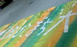 奈良ひとまち大学の旗、できたよぉ~♪_14