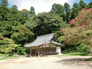 四季折々に訪れたいお寺 正暦寺へ_7