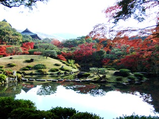秋は赤橙黄緑青の彩_4