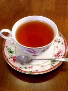 月ヶ瀬の紅茶をならまちで_2