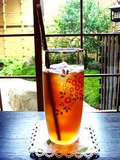 月ヶ瀬の紅茶をならまちで_6