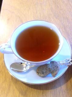 月ヶ瀬の紅茶をならまちで_9