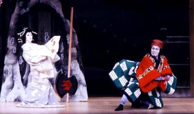 日本舞踊って??_1
