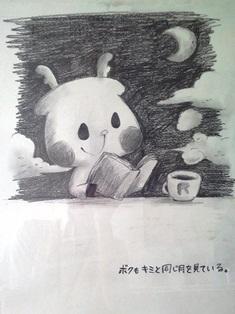 奈良の鹿キャラクターと言えば、「ROKU」_5