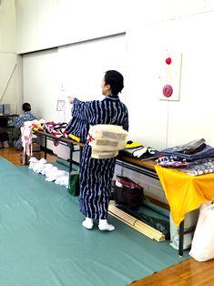 日本舞踊初体験_1