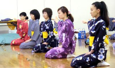 日本舞踊初体験_8