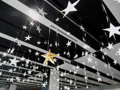 古墳ビルダーが作る「クリスマスノ星」_2