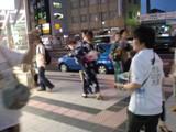 街頭チラシ配り~♪_写真5