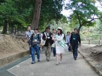 ミス奈良の奈良散歩_4