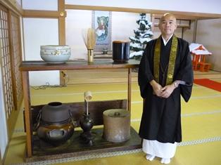 幻と言われた大寺で楽しいお茶会を!_2