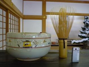 幻と言われた大寺で楽しいお茶会を!_3