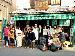 とらやにて 和菓子をつくる 冬の午後_10