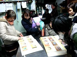 とらやにて 和菓子をつくる 冬の午後_7