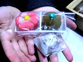 とらやにて 和菓子をつくる 冬の午後_9