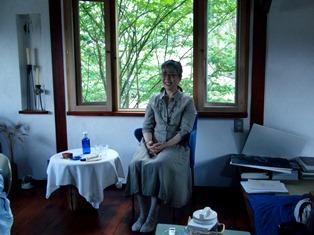 小旅行気分 茶畑の中のステキな空間_8
