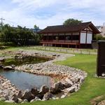 ひとまちの街 平城京左京三条二坊宮跡庭園