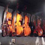 ひとまちの街 岸野弦楽器工房