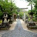 ひとまちの街 奈良豆比古神社