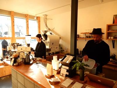 ひとまちの街 ANY B_B_COFFEE