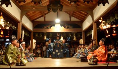 ひとまちの人 奈良豆比古神社翁舞保存会