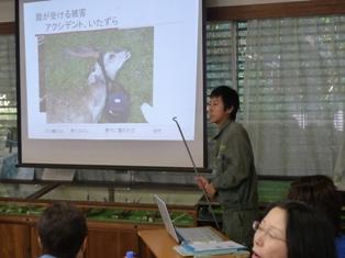 ひとまちレポート ボクの仕事は「奈良の鹿」の授業を終えて_3