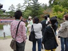 ひとまちレポート ミス奈良 おもてなしの笑顔_3