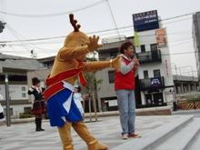 ひとまちレポート せんとくんのダンスレッスン!~踊る、平城遷都1300年祭~_3