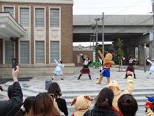 ひとまちレポート せんとくんのダンスレッスン!~踊る、平城遷都1300年祭~_9