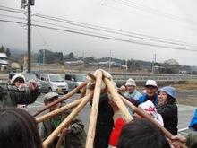 ひとまちレポート お餅つきで日本の伝統文化を体感_10