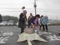 ひとまちレポート お餅つきで日本の伝統文化を体感_14