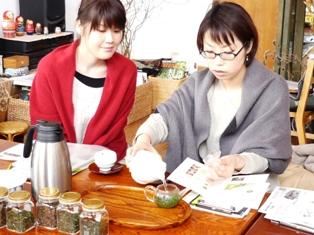 ひとまちレポート 確かにすごい!奈良のお茶☆_