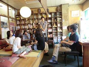 ゲストハウスは文化発信基地 ~「泊まる奈良」を体験~_15