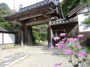 秋の山寺で歴史探訪_2