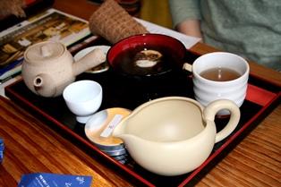 奈良のお茶を飲む_2