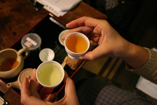 奈良のお茶を飲む_4