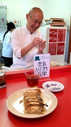 奈良に美味いものあり!こだわり餃子!餃子のざ_2