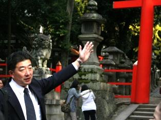 授業レポート-春日大社ゆかりの社寺を巡ろう-_4