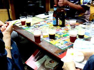 奈良で愉しむ、ベルギービール講座_2