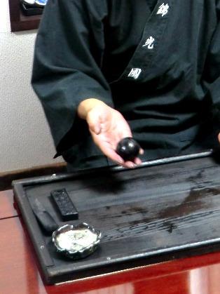 奈良の伝統墨に触れて_4