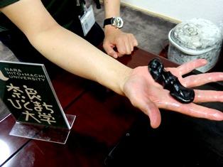 奈良の伝統墨に触れて_5