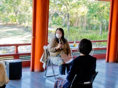 奈良は魅力にあふれています