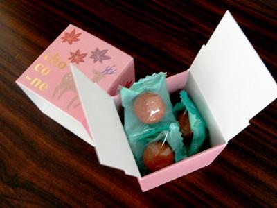 ワクワクする新感覚菓子